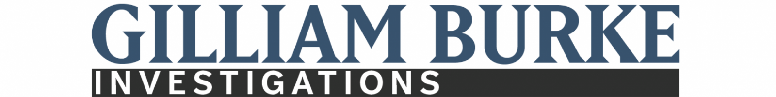 Edmonton Private Investigators - Gilliam Burke Investigations Logo